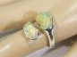 Preview: Opal Ring, Welo Opal, 925 Silver, No. 41