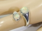 Preview: Opal-Ring, Welo Opal, 925 Silber, Nr. 42